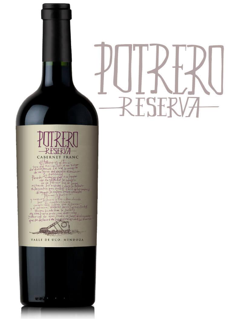 vinos de potrero reserva cabernet franc 2015