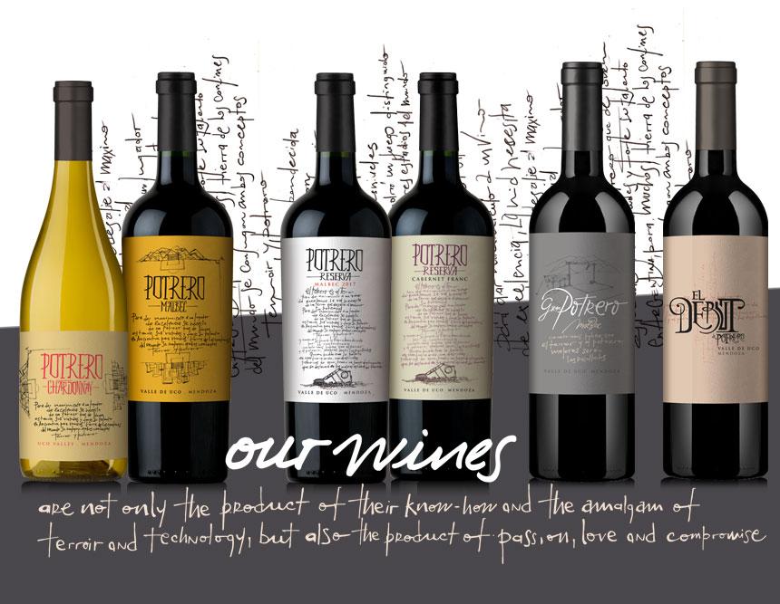 vinos de potrero